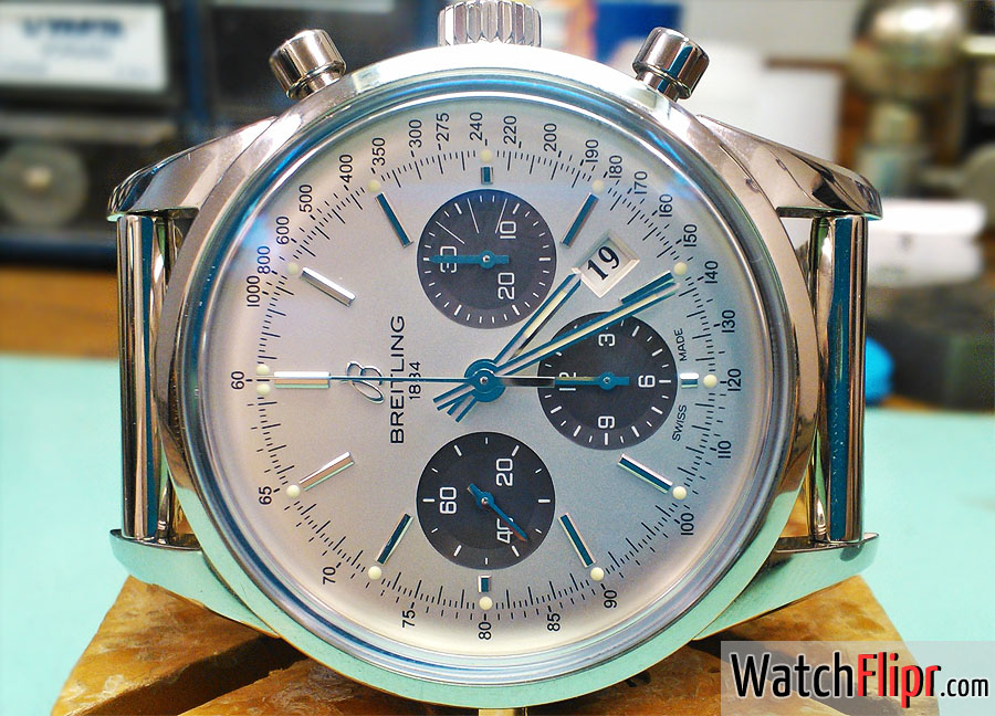 Aeromarine - Breitling Transocean Chronograph - ab0152, rb0152