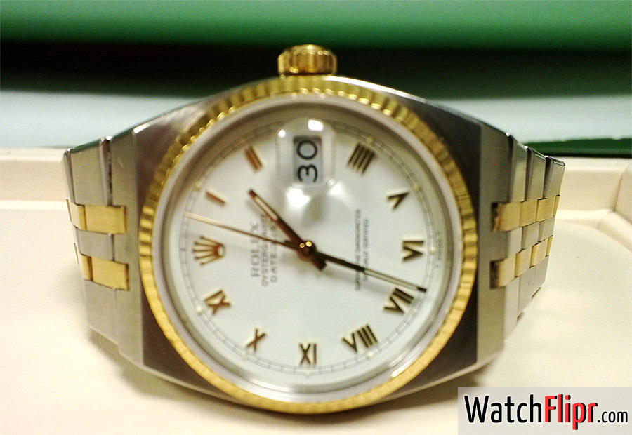 Rolex Oysterquartz Datejust model 17013