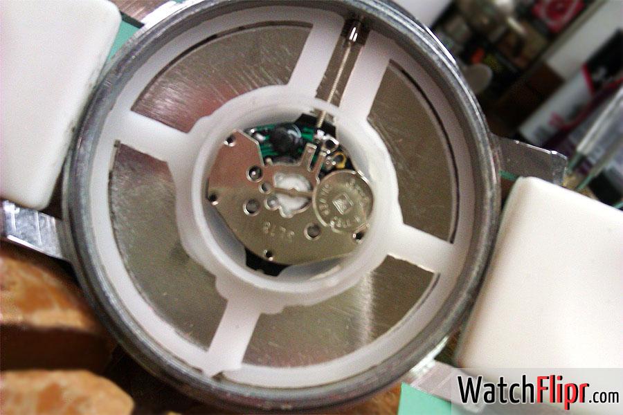 Big Watch Little Movement = Junk