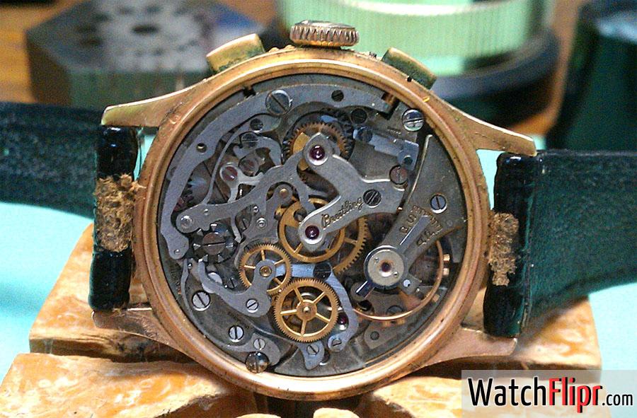 Breitling 217012 Chronomat Venus 175 Movement