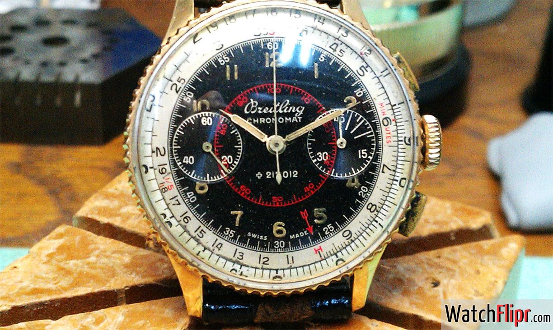 Breitling 217012 Chronomat