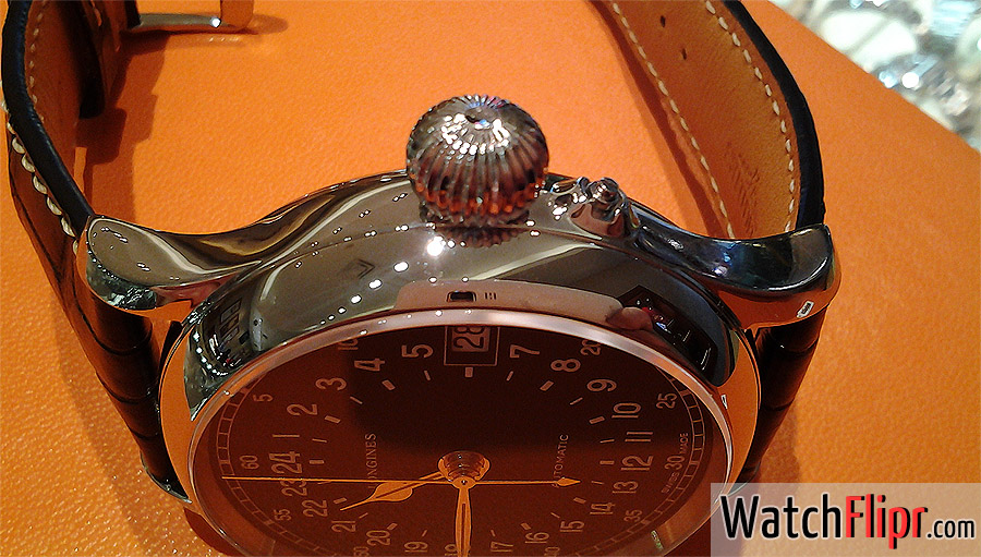 Longines Onion Crown Watch