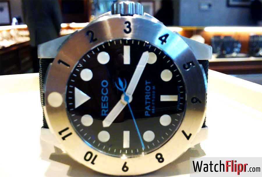 Resco Patriot Diver