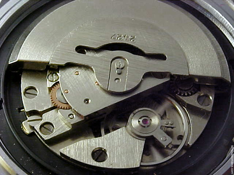 Slava caliber 2427 Russian Automatic Movement