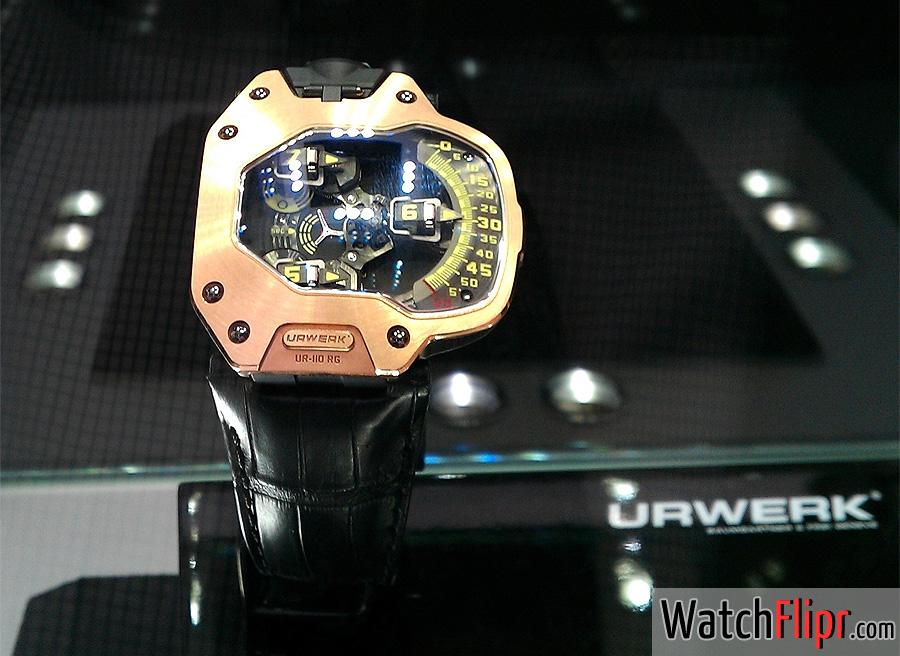 Urwerk UR-100RG Watch