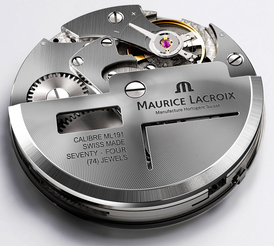 Maurice Lacroix ML151