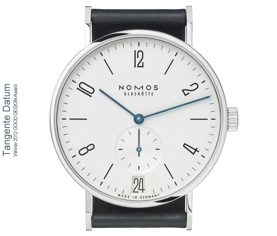 NOMOS Glashutte - 2012 GOOD DESIGN Award