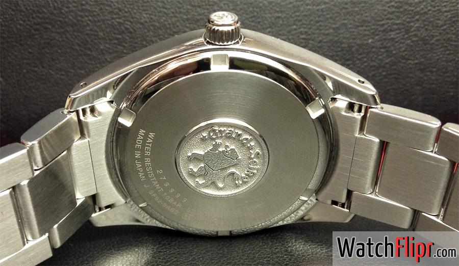 Grand Seiko SBGX059 9F62-0AB0 Caseback
