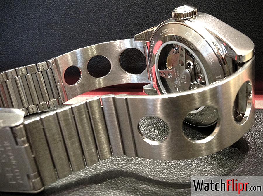 Tissot Visodate PR 516 GL Bracelet
