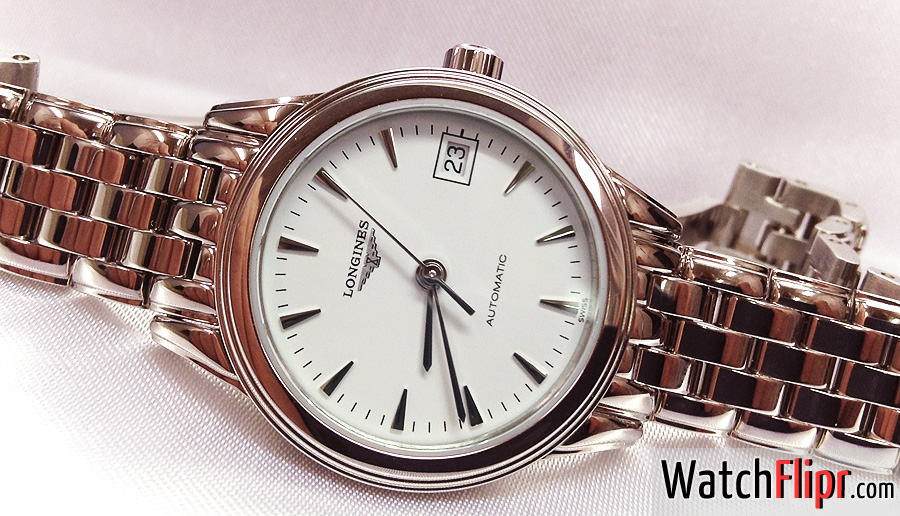 Ladies Longines Automatic Watch - Perfect gift for Valentine's Day
