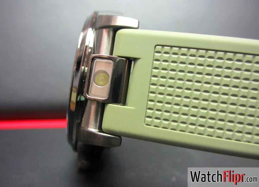 Victorinox Swiss Army Night Vision Watch 241595