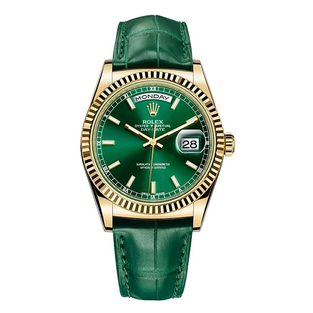 Rolex Green Day Date