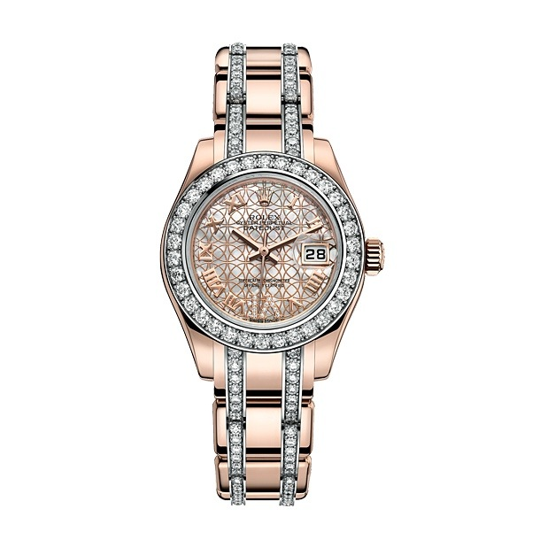 New Rolex Ladies Watch at Basel 2013