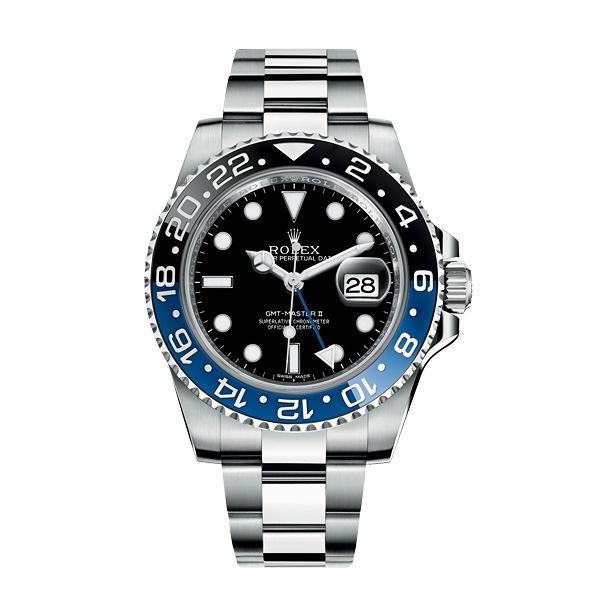 New Rolex GMT Master II Basel 2013