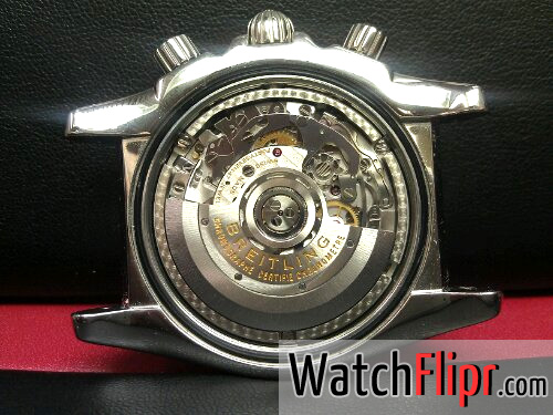 Breitling B01 In-House Movement