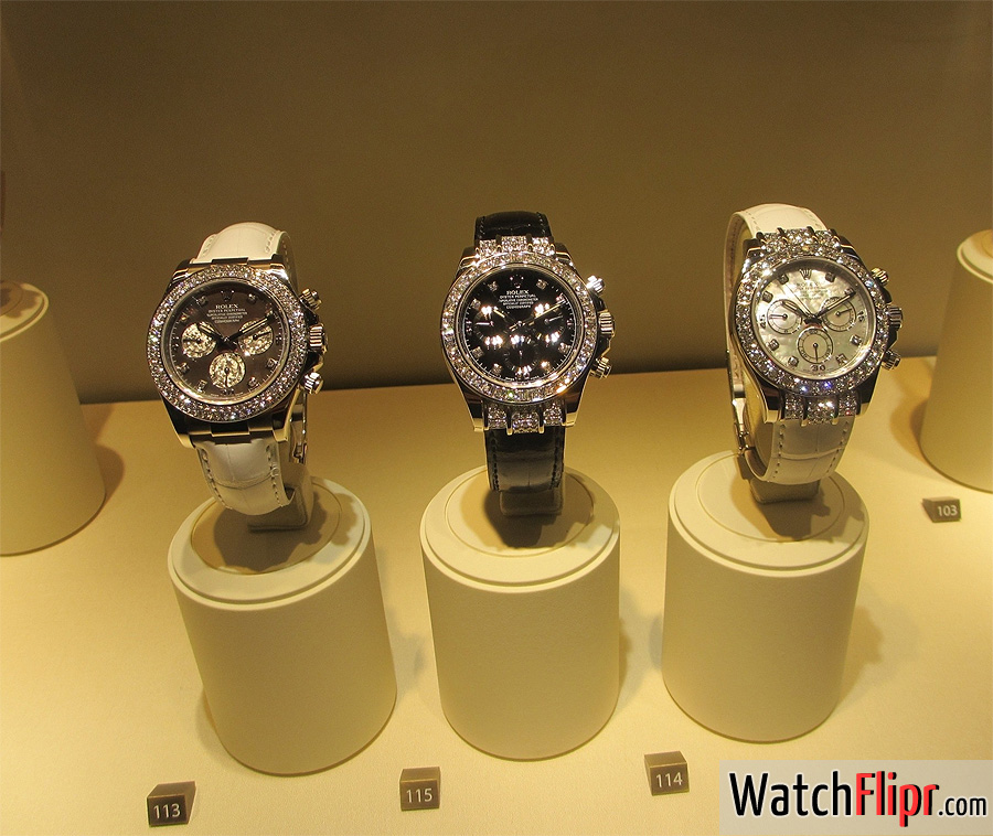 New Rolex Watches at Baselworld