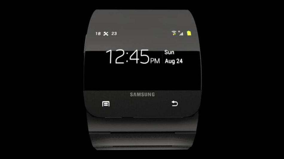 Samsung Gear!
