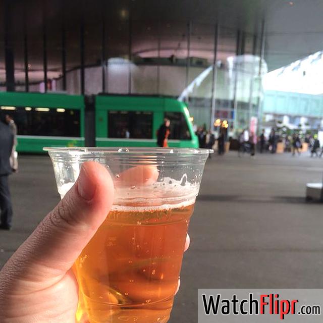 Basel 2014 Cheers!