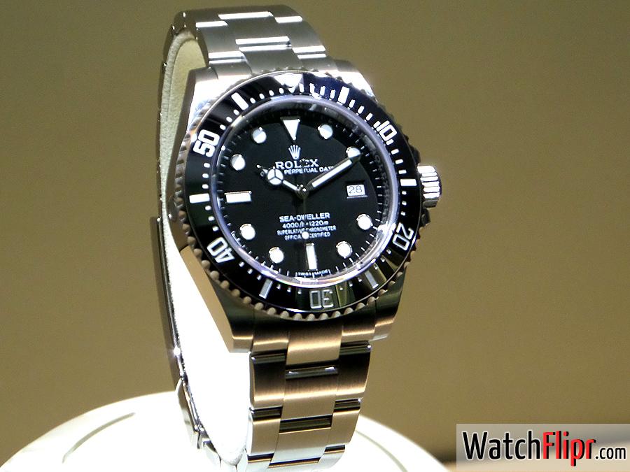 Rolex Sea-Dweller Ceramic