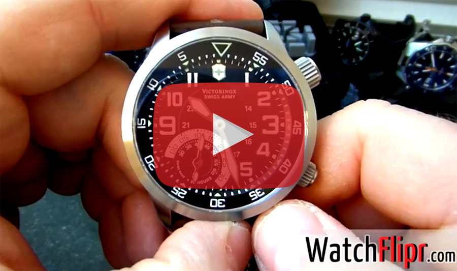 Victorinox Swiss Army AirBoss Watch Review