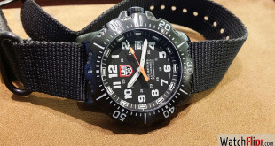 Luminox Authorized For Navy Use 4200 Sea ANU watch