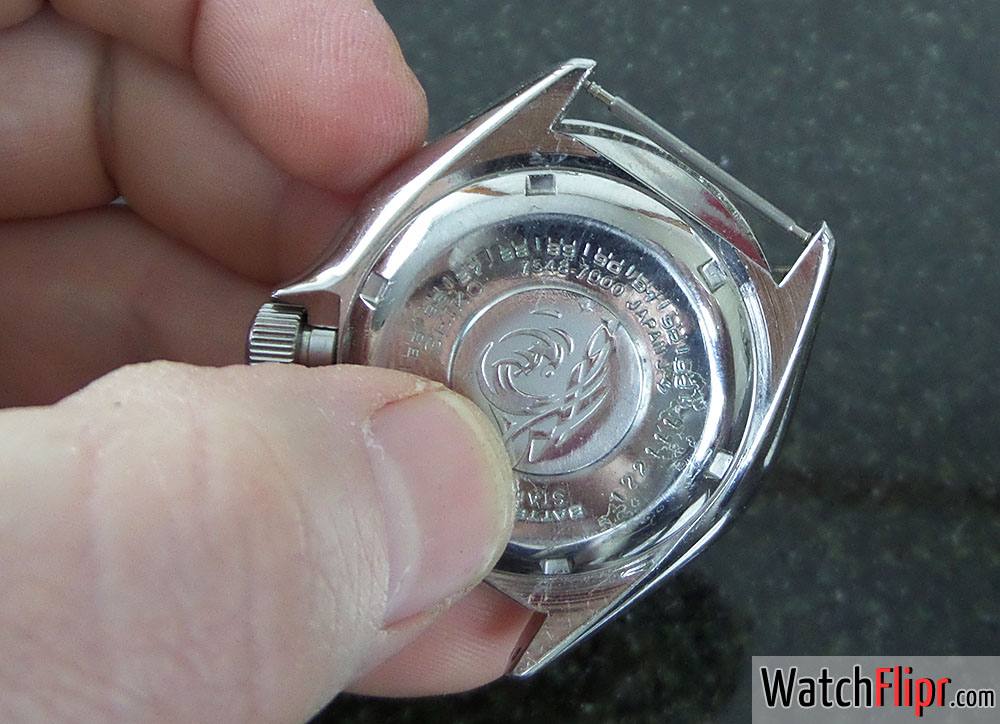 Wristwatch lugs and lug-width for watch straps and springbars