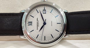 Raymond Weil Frank Sinatra Maestro Watch 2837-STC-SINAT