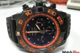Breitling Chronomat 44 Raven Special Series MB0111C2