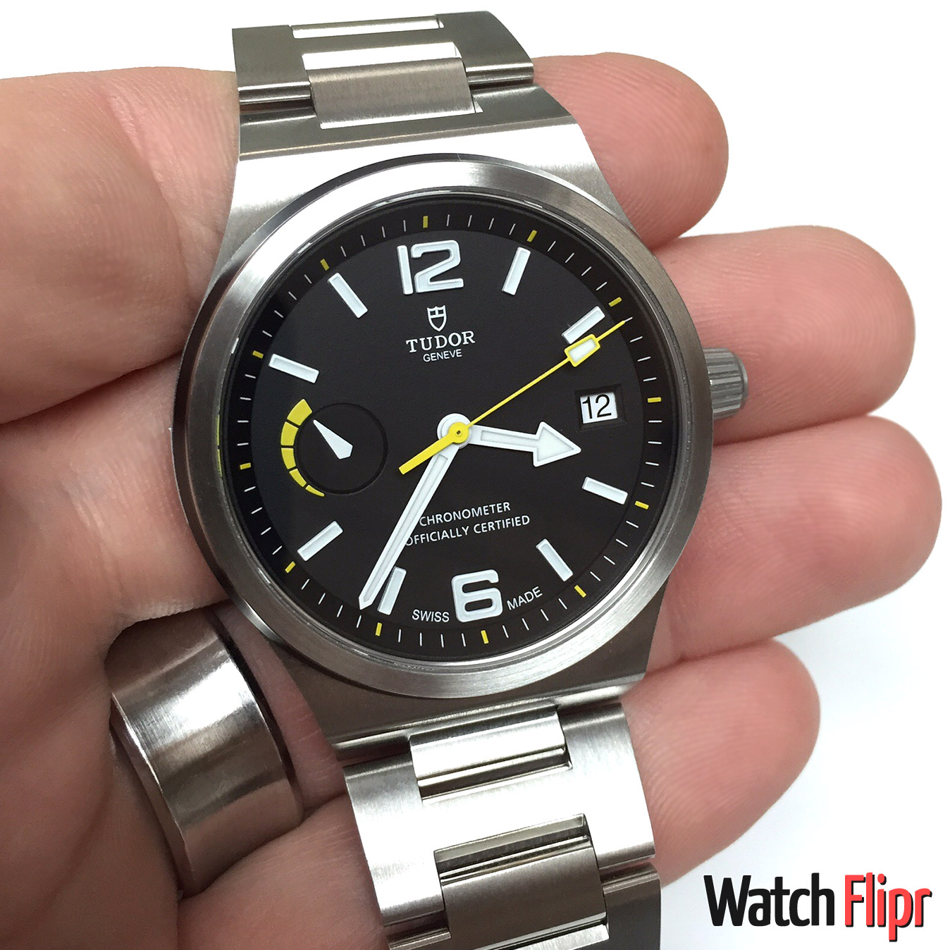 TUDOR NORTH FLAG Reference 91210N Mens Watch Review
