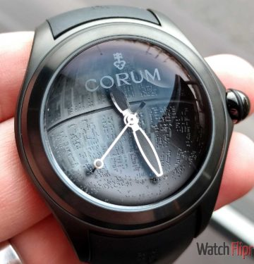 Corum Death Star Bubble Lunar System Series L082/02992